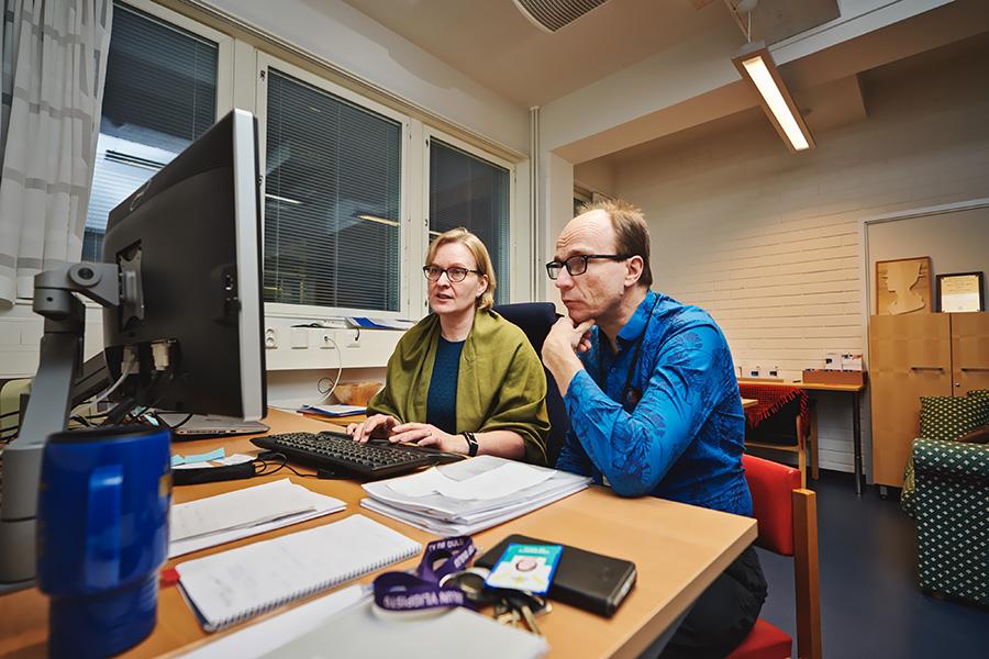 Kohortti 1986:n tutkittavat saavat pian kyselylomakkeet täytettäväksi ja myöhemmin kutsun terveystutkimukseen, kertovat tutkimusjohtaja Minna Ruddock ja professori Eero Kajantie.